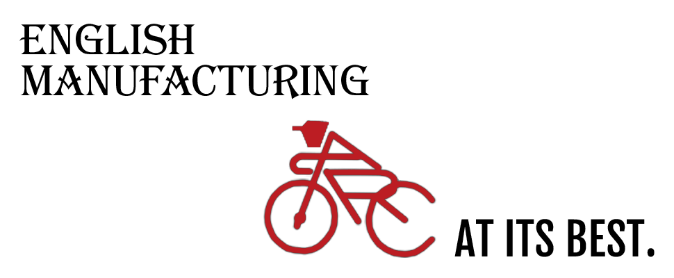 e2c743916cd Arthur Caygill Cycles English Manufacturing at its best