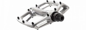 Dmr V8 pedals Silver