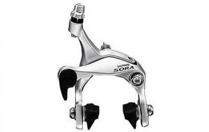 Click to view Shimano Sora caliper brakeset silver