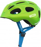 Click to view Abus Kids Helmet Youn Green