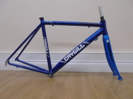 Click to view Caygill Alloy modern touring frameset