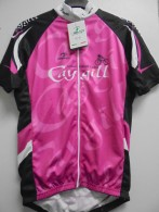 Caygill Ladies Short sleeved jersey.