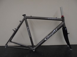 Caygill on/off Road Aluminium frameset