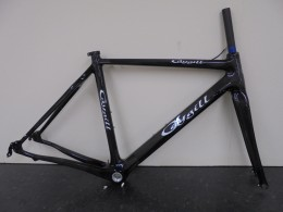Click to view Caygill Carbon Audax frameset