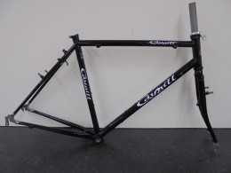 Click to view Caygill Reynolds 725 Steel frameset