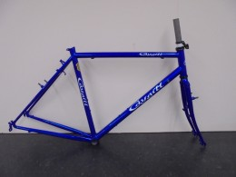 Click to view Caygill Reynolds 631 Steel frameset