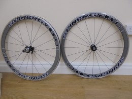 Click to view Spinergy carbon wheelset