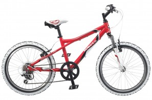 Click to view Dawes Redtail 20'' Wheel Red