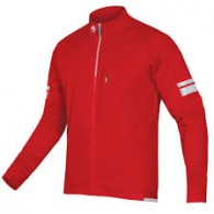 ENDURA Windchill 2 Jacket Red