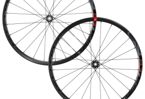 Click to view Fulcrum Racing 5 disc wheelset