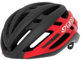 Giro Angilis Mips Matte black bright red helmet