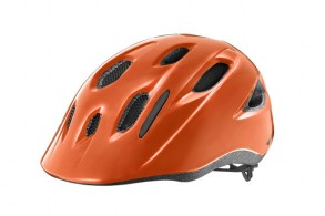 Click to view GIANT HOOT ARX KIDS HELMET ORANGE