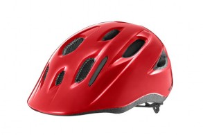 GIANT HOOT ARX KIDS HELMET RED