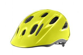GIANT HOOT ARX KIDS HELMET YELLOW