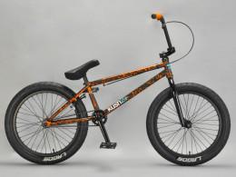 Mafia Bikes Kush2+ Orange Splatter