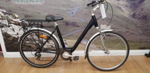 Click to view Used low step unisex bike