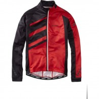Click to view MADISON - SPORTIVE RACE MEN'S LONG SLEEVE THERMAL ROUBAIX JERSEY RED