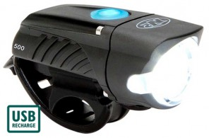 Click to view Niterider Swift 500 front light