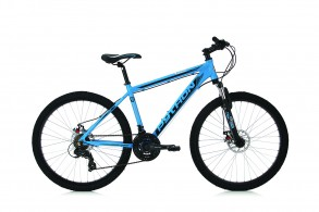 Click to view Python 26 Rock Gents Disc 21spd Blue