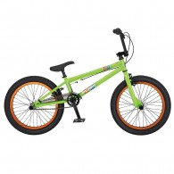 Click to view Probike Abstract Bmx Neon green