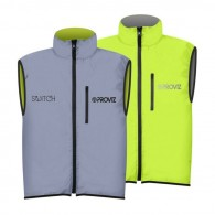 Click to view Proviz Switch Men's Cycling Gilet - Yellow / Reflective
