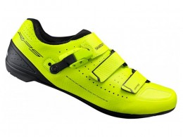 Click to view Rp5 Shimano Shoes Lime Yellow
