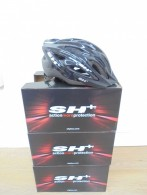 Click to view Sh+ S-92 Black helmet