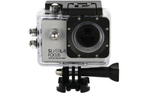 Click to view Silver label focus action cam HD 1080p