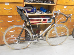 Click to view Used Arthur Caygill road bike