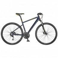 Click to view 2021 Scott Sub Cross 40 Hybrid Bike