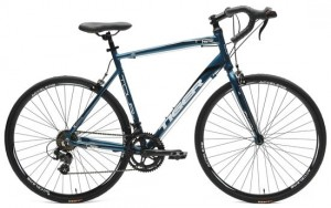 Click to view Tiger TR70 Unisex Blue/White Road Bike
