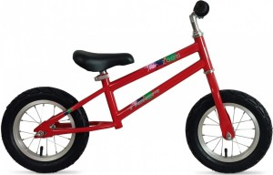 Click to view Tiger Zoom learner bike Red