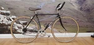 Used Arthur Caygill road bike