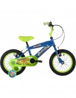 "Click to view BUMPER DINOSAUR 16"" KIDS BIKE"