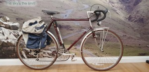 Click to view Used Raleigh Classic tourer