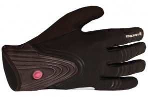 ENDURA WOMENS WINDCHILL GLOVES BLACK