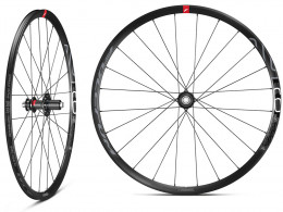 Click to view Fulcrum Racing 6 disc wheelset