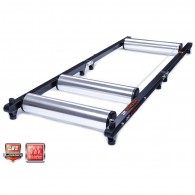 Click to view Jet Black R1 Training Rollers + App