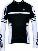 Click to view Nalini PRO ESTRO long sleeve jersey black