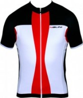 Nalini PRO MYTHOS short sleeve jersey red