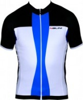 Nalini PRO MYTHOS short sleeve jersey Blue