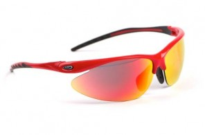 Northwave Team Sunglasses Shiny Red