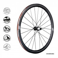 Click to view Vision SC40 Disc wheelset