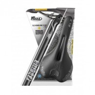 selle Italia sls monolink flo saddle and seatpost