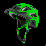 Click to view O'Neal Thunderball, MTB Cycle Helmet, Matt Green