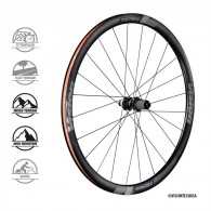 Click to view VISION Team 35 Disc wheelset
