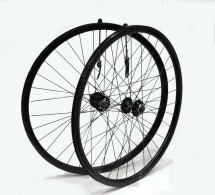 Click to view Wilkinson 700c Alloy 11 Speed Disc QR Wheelset