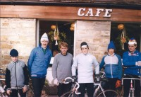 Hawes cafe 1986