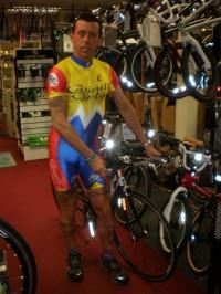 Chris Hopkinson in the shop.1