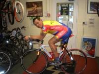 Chris Hopkinson in the shop.4